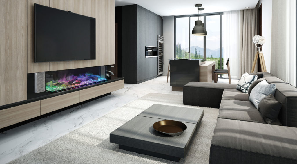 Evonic Fires - E-series Electric Fires