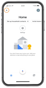 Google Home Setup 1